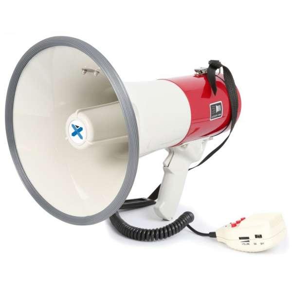 Megafon 50W mit Sirene