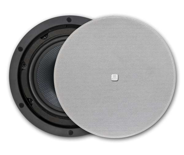 250mm Deckenlautsprecher 100W 8Ohm 2wege HiFi IP50 Randlos CM1008D -Stück-
