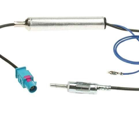 Fakra Adapter auf DIN Stecker Antennenkabel