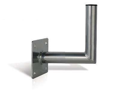 Mast Minimast Halter Wandhalter mit 250mm Ausleger